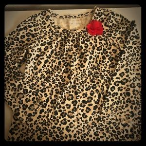 Girls size 4T long sleeve shirt